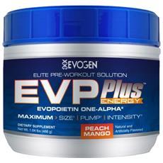 Evp Plus 490 G - Evogen - Pre-allenamento Con Caffeina - Lampone-limonata