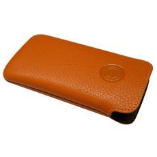 G-I4EASY-06 Custodia a fondina Arancione custodia per cellulare