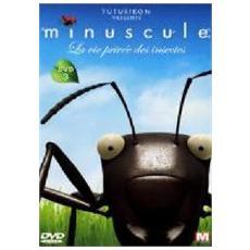 Dvd Minuscule - La Vita S. - Stag. 01 #03