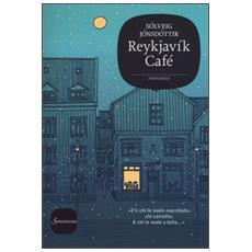 Reykjavìk café