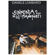 Dvd Sinfonia 2 X 21 Pianoforti