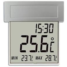 Termometro Digitale Argento 301.035