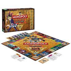 Yu Gi Oh! Board Game Monopoly *german Version*
