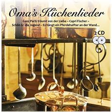 Oma'S Kuechenlieder (2 Cd)