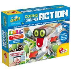 Piccolo Genio - Super Coding Robot Action