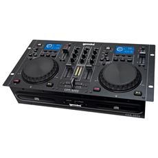 DJ Controller CDM-4000 a Doppio Banco