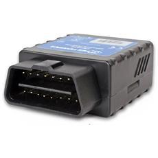 Localizzatore auto FM1010 ex FM1000 OBD II Tracker GPS GSM antifurto Plug & Play
