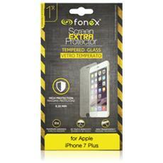 Protezione Schermo in Vetro Temperato per Apple iPhone 7 Plus (1Pz)