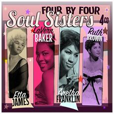 Four By Four - Soul Sisters (4 Cd)