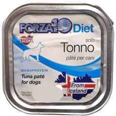 Forza 10 Cane, Solo Dieta Tonno Ap 100 Gr