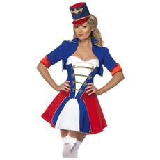 Costume Marionetta Donna Adulto
