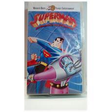 """Videocassetta Vhs - Superman """"programmato Per Distruggere"""""""