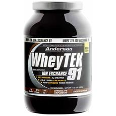 Wheytek Protein 800g Proteine 91% Whey Tek 3g Di Creatina Per Dose