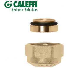 Caleffi 386000 Tappo Con Calotta 23 P. 1,5 Per Derivazioni Collettori