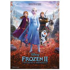 Frozen 2 - Il Segreto Di Arendelle (Ltd Steelbook) (Blu-Ray+Dvd) - Disponibile dal 25/03/2020