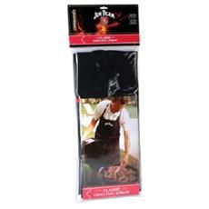 Grembiule da Barbecue Nero 68 x 78 cm700547
