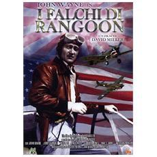 Dvd Falchi Di Rangoon (i)