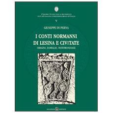 Normanni. I conti normanni di Lesina e Civitate