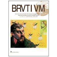 Brutium. Rivista quadrimestrale d'arte (2001) . Vol. 3