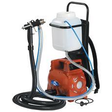 Compressore Professional Rigo 800w Lt. 6