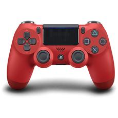 SONY - PS4 - Controller Dualshock 4 V2 Magma Red Wireless
