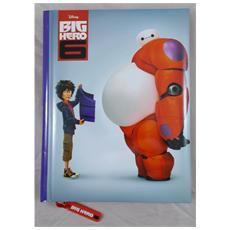 Diario Scuola Disney Big Hero 6 Cm. 19,50x14,50x2,50 - 152001
