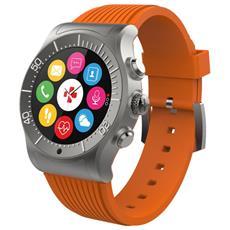 Smartwatch Zesport con GPS e Monitoraggio del Cuore Arancione Taglia Regolare - Europa