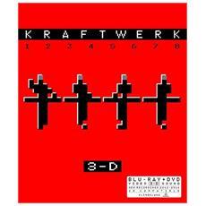 Kraftwerk - 3-D The Catalogue (Dvd+Blu-Ray)