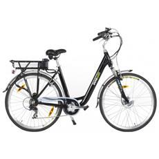 Bici Con Assistenza Elettrica Belair Ii - 24v - Edizione Standard Nera.