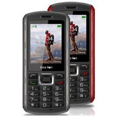 """AL560 Display 2.4"""" Slot MicroSD Fotocamera 1.3Mpx Colore Nero e Rosso - Europa"""
