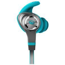 Auricolare con Microfono Wireless iSport Intensity Colore Blu