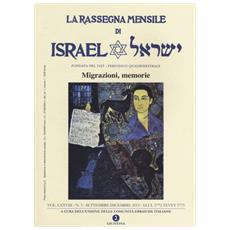 La Rassegna Mensile Di Israel (2012) Settembre-Dicembre 2012. Vol. 3