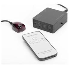 DS-40136 Nero commutatore audio