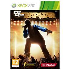 X360 - Def Jam Rapstar + Microfono