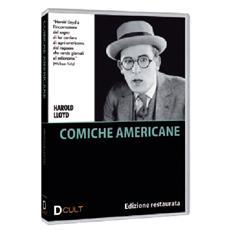 Dvd Comiche Americane