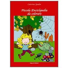 Piccola enciclopedia da colorare