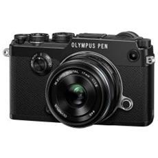 OLYMPUS - PEN-F Nero Kit 17mm F / 1.8 Sensore Live MOS 20,3...