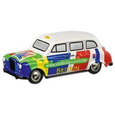 5847 Pic. austin Fx4 London Taxi Modellino