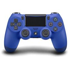 SONY - PS4 - Controller Dualshock 4 V2 Wave Blue Wireless