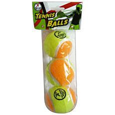 Gioco Palle Tennis Soft X 3 Pezzi 368373 - Giocattoli