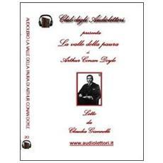 La valle della paura. Audiolibro. CD Audio formato MP3. Ediz. italiana e inglese
