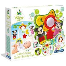 f7fed2629e6039 CLEMENTONI - Giostrina Buonanotte Topolino Giocattolo per Neonati Baby