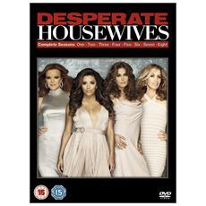 Desperate Housewives - Seasons 1-8 (49 Dvd) [ Edizione: Regno Unito]