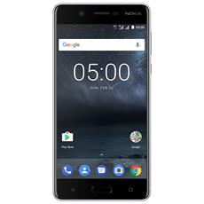 "5 Argento 16 GB 4G / LTE Display 5.2"" HD Slot Micro SD Fotocamera 13 Mpx Android Tim Italia"