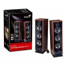 SP-HF2020 V2, Universale, 4-vie, Pavimento, Tavolo / Libreria, 60W, 50 - 20000 Hz, 85 dBi