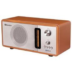 HRA-1350US / BT, Portatile, Analogico, FM, AC, SD
