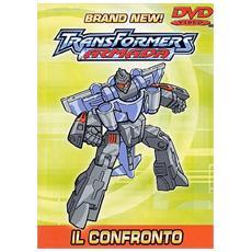 Dvd Transformers Armada #03