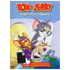 Dvd Tom & Jerry - Viaggio Intorno Al M.
