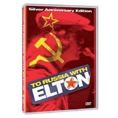 Dvd John Elton - To Russia With Elton