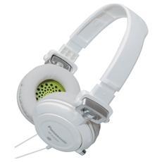 Cuffie Chiuse ad Archetto RP-DJS400 colore Bianco